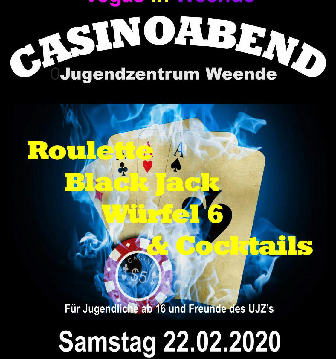 casinoabend-plakat