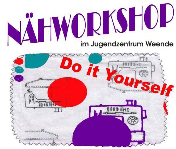 Nähworkshop im UJZ Weende