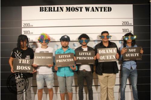 berlin most vanted